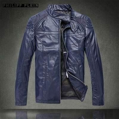 1428d7e3856f9 boutique veste homme,acheter Philipp Plein belgique,veste om stade bleu Philipp  Plein